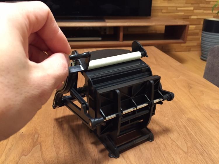 一家に一台、活版印刷機(文:印刷製本部 万地)