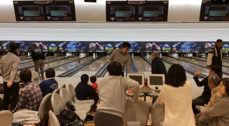 茂平工業会 第27回親善ボウリング大会(文:幹事)