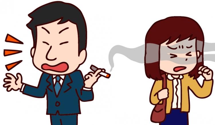 改正健康増進法への取り組み(総務部)